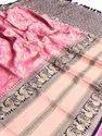 Present Kanchipuram Silk Saree With Beautiful Design