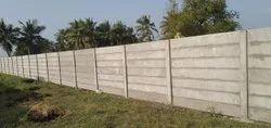 Readymade Concrete Compound Wall