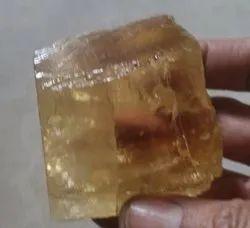 Rough Golden Yellow Calcite