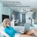 3g 4g Lte Tri Band Cellphone Network Range Enhancer 1500 Sq. Feet - White