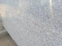 S White Granite Slab, Thickness: 15-20 mm