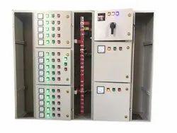 Electric Star Delta Starter Control Panel, For Industrial, 240 V