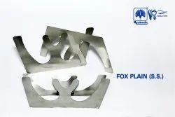 Fox Plain (Steel)