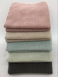 pearl knit beige Plain Knitted Cotton Kitchen Towels, Wash Type: Hand And Machine, 0.035