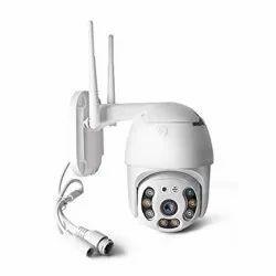 OEM 2 MP PTZ Dome Camera Wifi, Max. Camera Resolution: 1920 x 1080, Camera Range: 15 to 20 m
