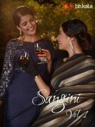 Shubhkala Sangini Vol 1 Silk Designer Saree Catalog
