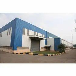 Pre Engineered Factory Building