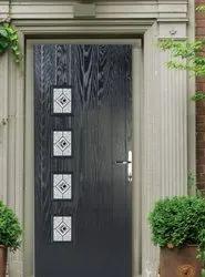 Designer Wooden Door, For Window