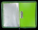 Display Book (20 Pockets) With Zipper & Clip