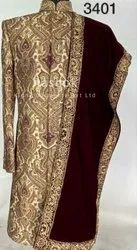 Wedding Groom Sherwani