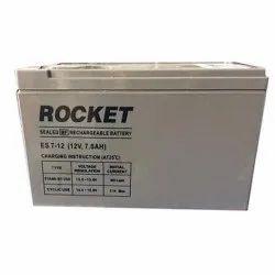 Rocket SMF Battery, 7 Ah
