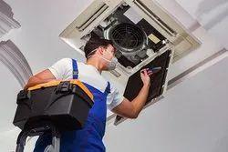 AC Repairing Services, Copper, Capacity: >2 Tons