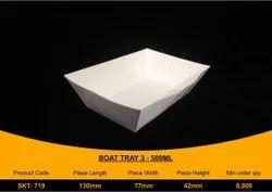Boat Tray 500 Ml