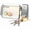 Secureye Electric Door Lock, Switch & Key