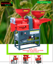 Combined Mini Rice Mill