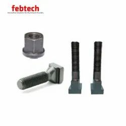 Febtech Clamping T Bolt, For Industrial