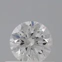 0.36ct Round Brilliant D IF GIA Certified Natural Diamond