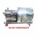 Inline Homogenizer