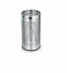 Steel Dustbin Perforated