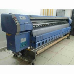 Allwin used konica flex printing machine, Max. Print Width: 10ft, Model Name/Number: K 3212 B - C12