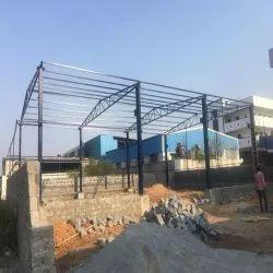 Prefab Steel Warehouse Structure