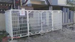 FRP Transformer Fencing
