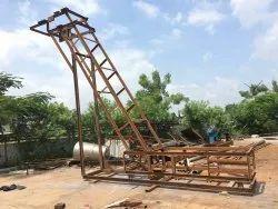 High Angle Conveyor