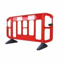Plastic Fence Barricade