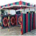 Colourful Shamiyana Tent
