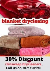 Blanket Dry Cleaning