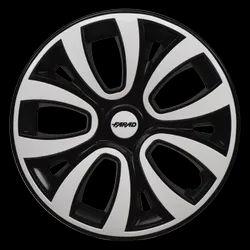 Farad Silver Car Wheel Trim Rings, Size: 15 Inches
