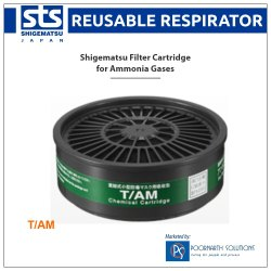 T/AM (Ammonia Gas) Cartridge/Filter