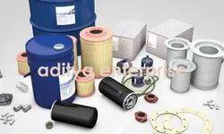 Screw Compressor Spares / Screw Compressor Filters / Screw Compressor Oil