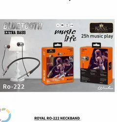 Mobile Black Royal RO222 Bluetooth Earphones