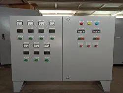 Extrusion Machine Control Panel