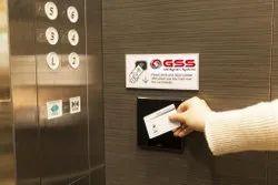 Lift Access Control System For Kon Oti Schin Mits John Toshi Ece