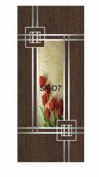 SK D7 Digital Printed Wooden Door