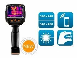 Testo 883- Thermal Imager with auto image management