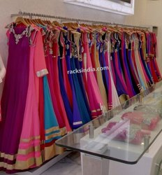 Rack for Bridal Lehenga