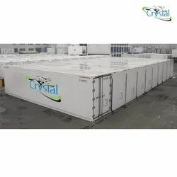 Crystal Icy Superstore 10 Bay Reefer Container