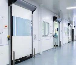 Pharma Cleanroom Doors