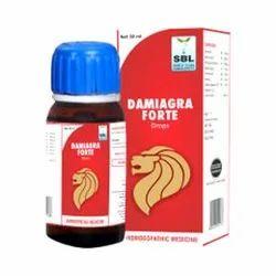 Damiagra Forte Drop, Prescription, Packaging Type: Bottle