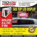 Bus And Taxi LED Display