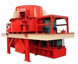 ALSTON MAKE Mild Steel Sand Crusher Plant VSI, Capacity: 100 Tph, Model Name/Number: VX1000