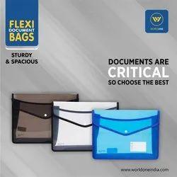 Flexi Document Bags