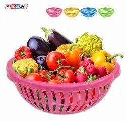 Plastic Vegetable Fruit Basket