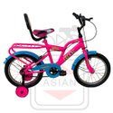 Scout Kids Series 20x1.75 (pink) / Children Bicycle / Baby Bicycle.