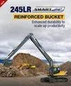 Hyundai Hydraulic 245LR Smart Plus Excavator