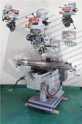 V Cut Vertical Turret Milling Machine