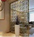 Gold Decorative Screens